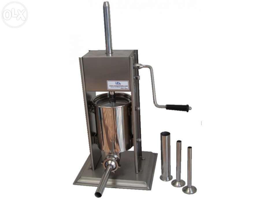 Maquina para fazer Enchidos e Farturas de 3 litros