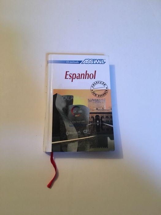 Livro espanhol || Novo || PORTES GRÁTIS