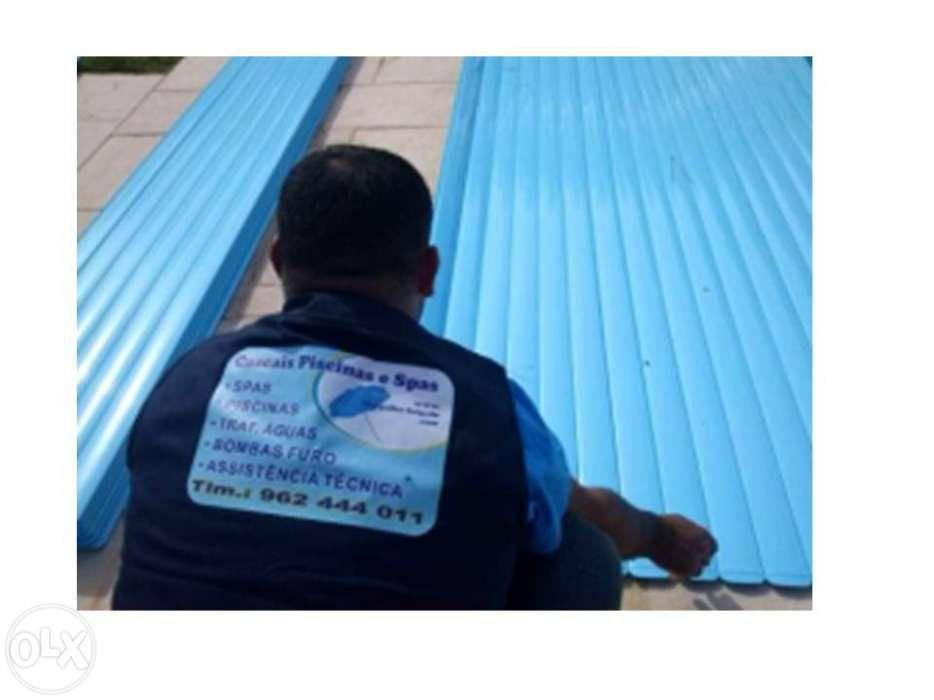 Cobertura piscina inverno aquecimento piscina cascais piscinas estoril Cascais E Estoril - imagem 5