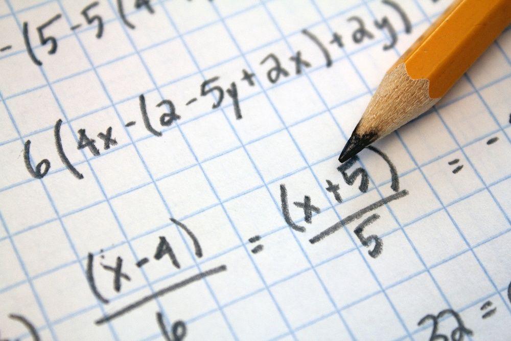 Explicações de Matemática e Química