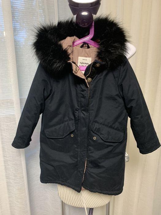 Парка, куртка зимова Zara