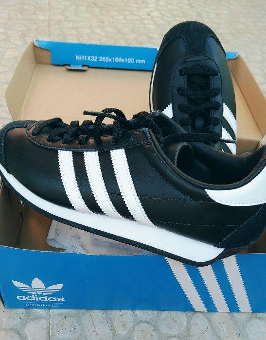 Ténis Adidas COUNTRY OG tamanho 36 2 3 Novos na caixa Unisexo Palmela • OLX  Portugal 157e9d7287706