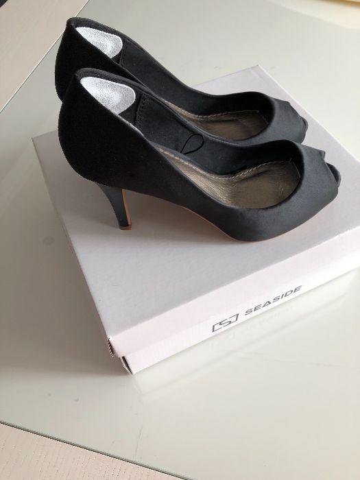 Sapatos Pretos Calçado em Paranhos OLX Portugal
