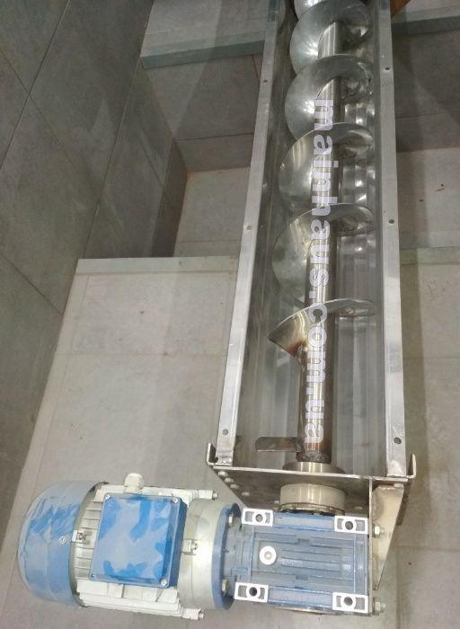 Винтовой конвейер для муки автосервис по ремонту фольксваген транспортер