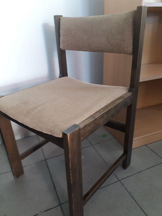 Krzesło Brązowe OLX.pl