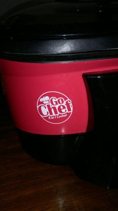 Robot de cozinha Monsieur Cuisine