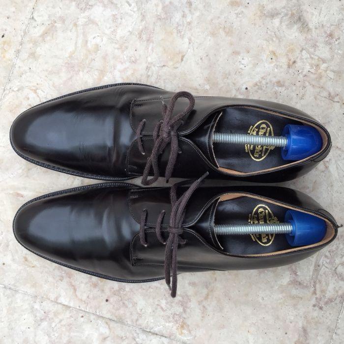 Sapatos Church de Homem, 40 (usados uma vez) Estrela • OLX