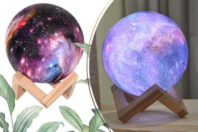 Архив: Лампа ночник луна разноцветная космос светильник сенсорная меняет  цвет: 275 грн. - Светильники Кривой Рог на Olx
