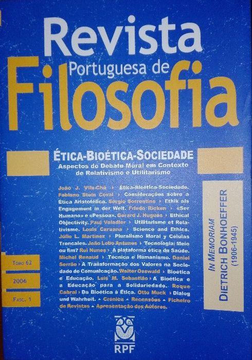 Revista Portuguesa De Filosofia