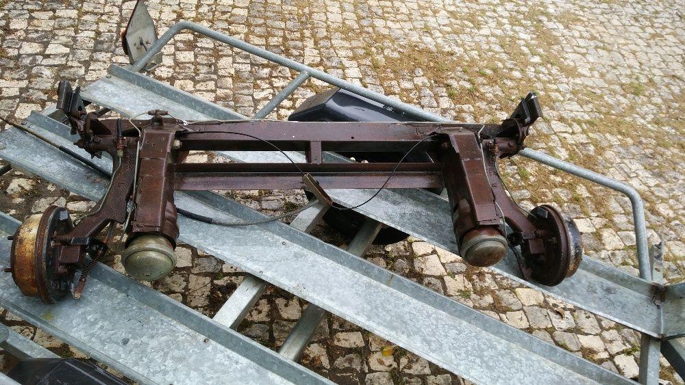 Eixo trás Mini/Austin Metro