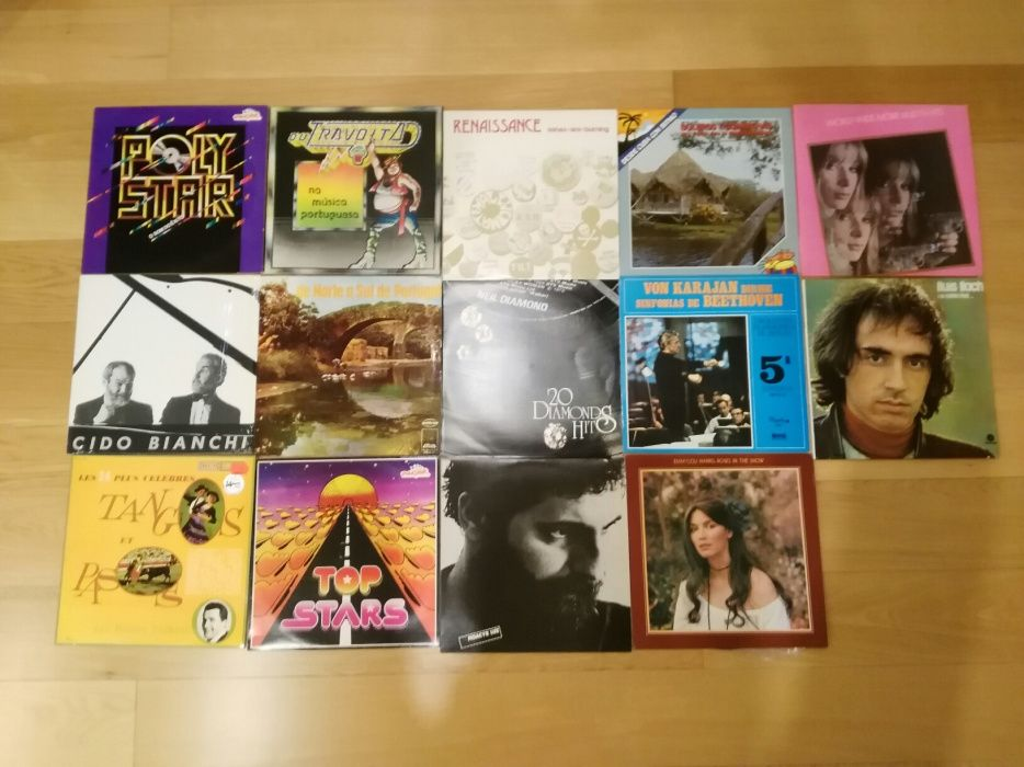 LP Música Variados