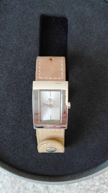 6df05229d43 Relógio Lacoste em pele genuína - Coimbra