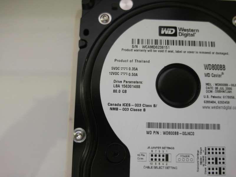 Disco rigido para PC