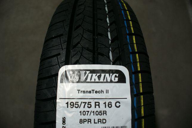 4x 20565R16C VIKING Win Tech Van ZIMOWE OPONY BUS