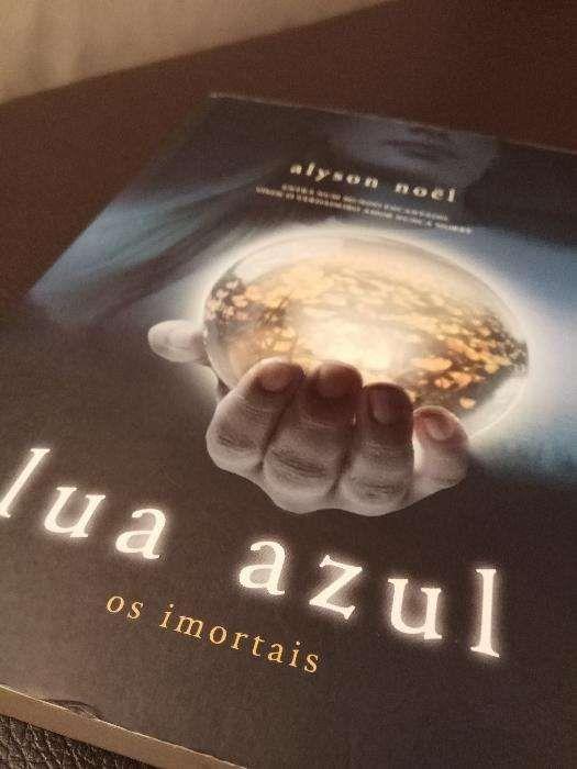 Livro- Lua Azul da Saga os Imortais