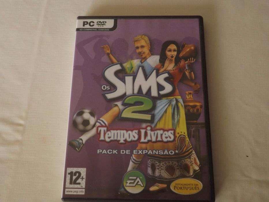 """Sims 2 Tempos Livres """"Pack de Expansão"""""""