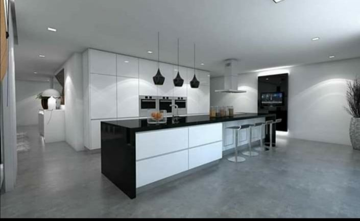 Moveis de cozinha por medida (Fábrica)