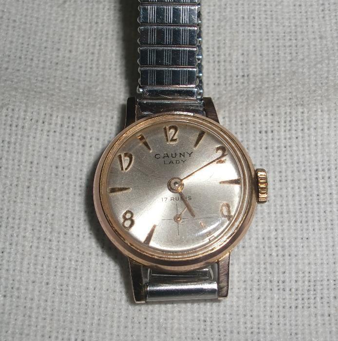 fc0c20aeeab Relógio de Senhora Cauny Lady