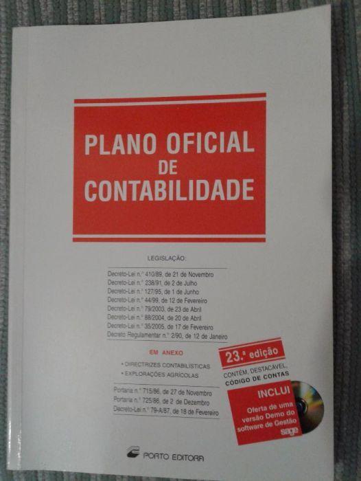 Plano Oficial de Contabilidade