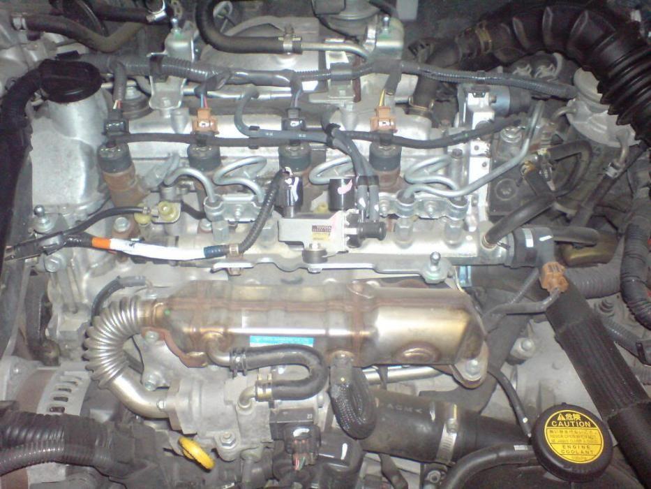 Motor Toyota D4D 1.4 2005