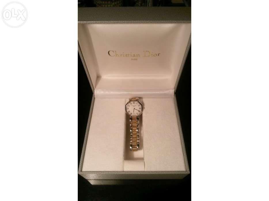 2debc8e9d8b Relógio de Senhora Christian Dior Paris original novo na caixa Parque das  Nações - imagem 2