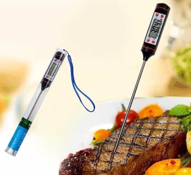 ツ Termómetro digital para cozinha / churrascos #001.7