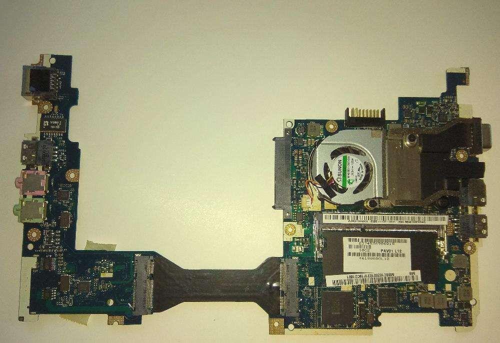 """2 Netbooks Notebooks Acer Aspire One - 10.1"""" e Toshiba Tecra A8 - 15.4"""