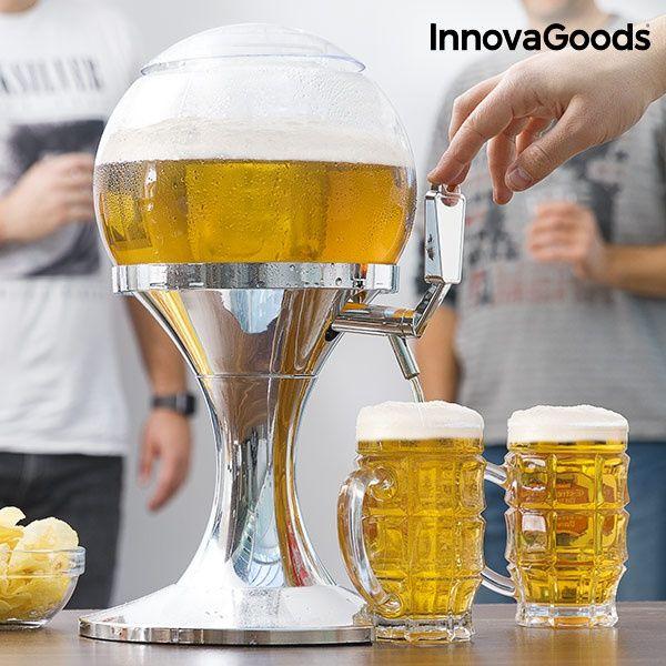 Dispensador de Cerveja Fresca Capacidade 3,5L