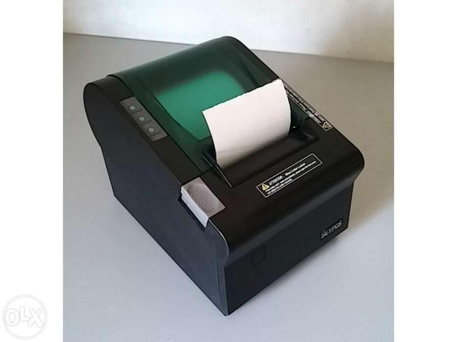 Impressora de talões térmica Pos