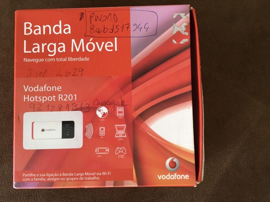 Internet móvel da Vodafone