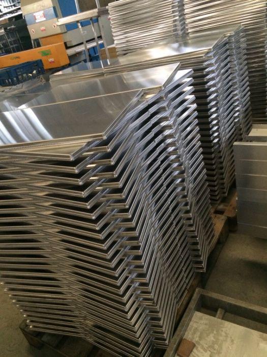 Tabuleiros Alumínio - 75-45-2cm