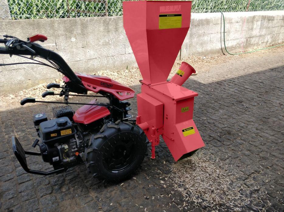 Biotriturador para Motocultivador