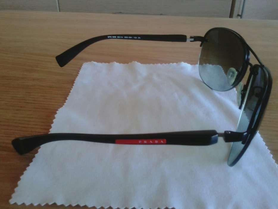 1e79fb836dc1f Óculos de sol PRADA originais com acessórios Prada Homem Odivelas • OLX  Portugal