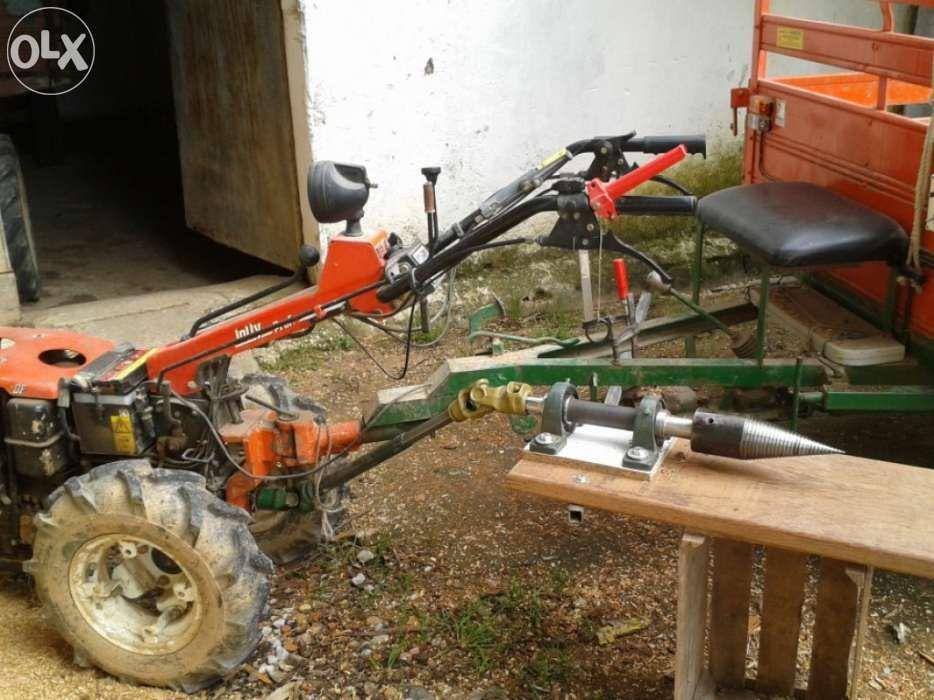 Rachador para Motocultivador Braga - imagem 2
