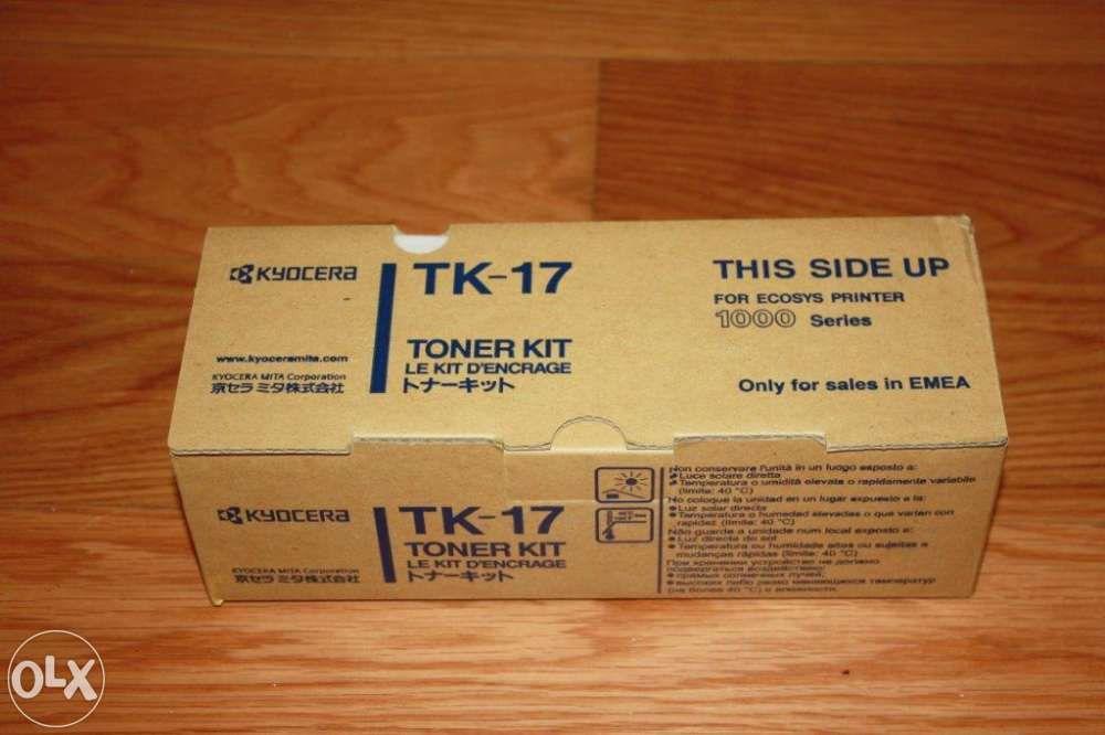 Toner Original Kyocera TK-17