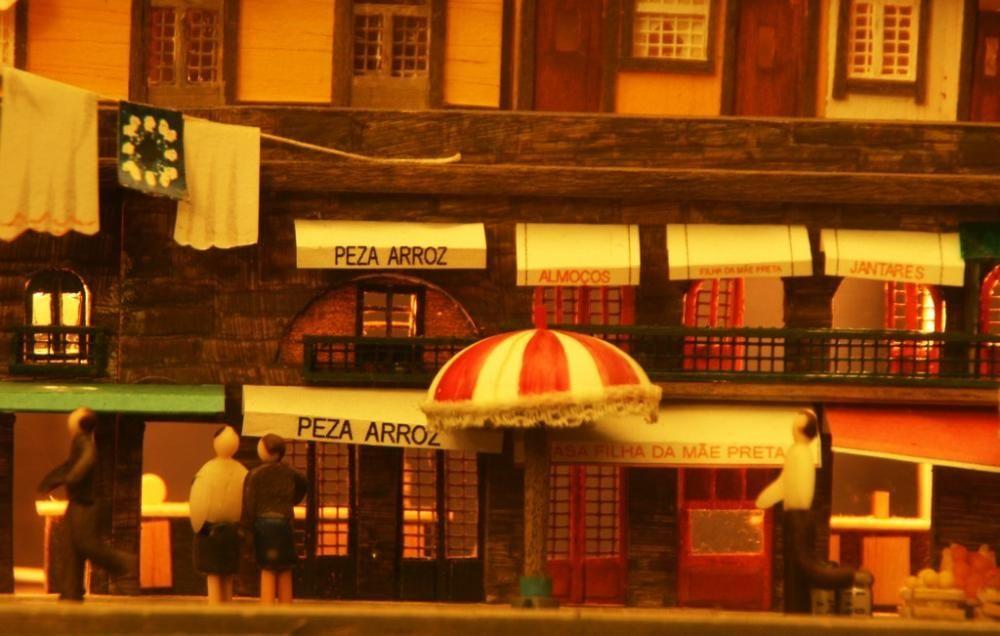 Ribeira do Porto miniatura gigante em 3D ! Cedofeita, Santo Ildefonso, Sé, Miragaia, São Nicolau E Vitória - imagem 8
