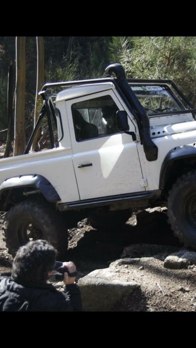 Roll bar Land rover defender