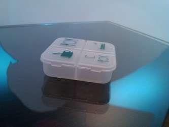 Caixa de Medicamentos - Novo