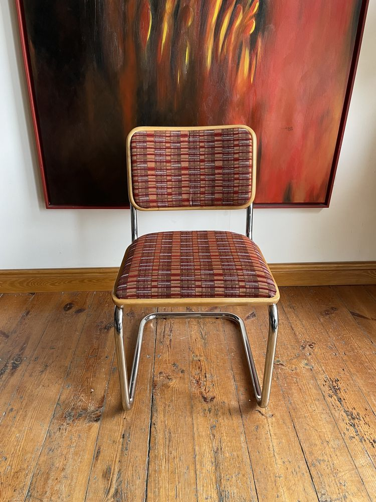 Thonet S32 Marcel Breuer Bauhaus krzesło 1 z 7
