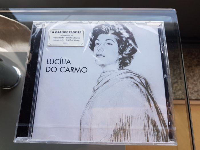 Cd Lucília do Carmo novo selado