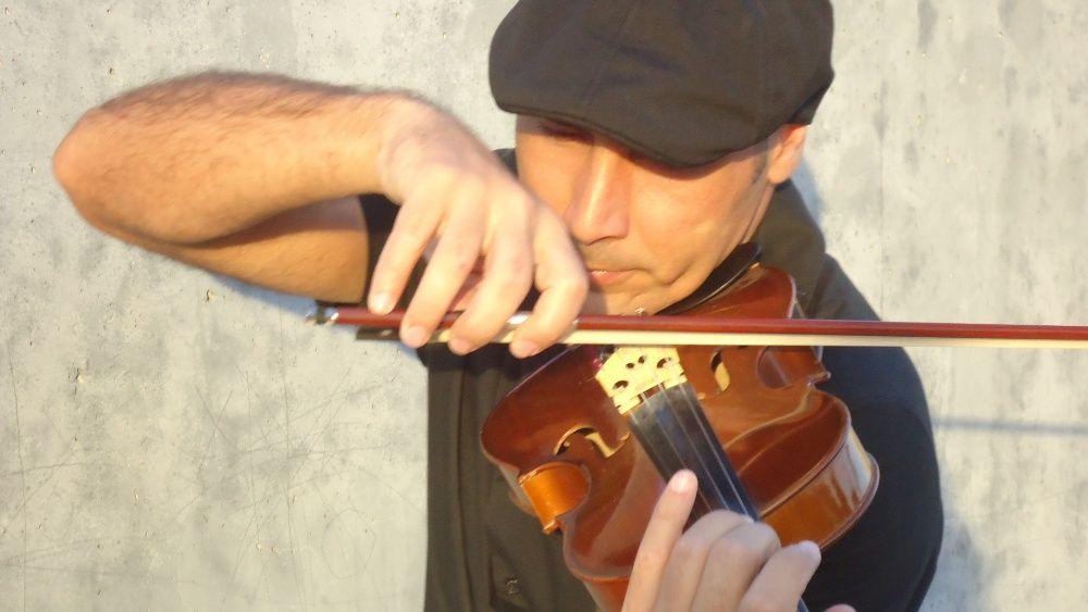 AULAS: Violino, Guitarra, Piano - Faro e S.Bras Alportel