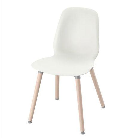 3 x Krzesło białe IKEA MARTIN Rzeszów • OLX.pl