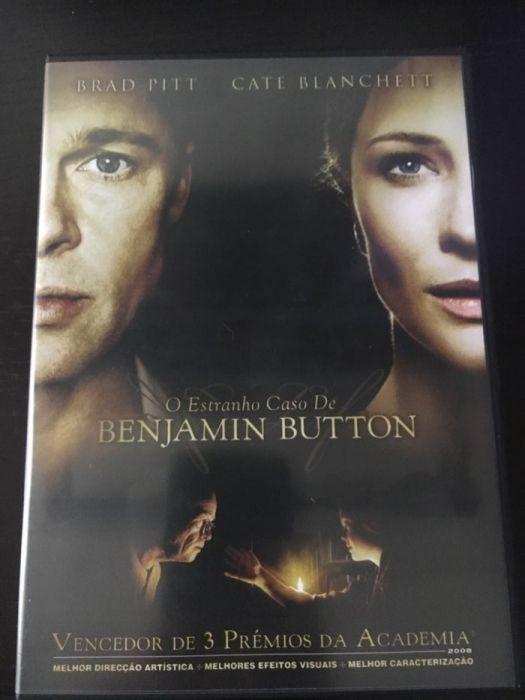 DVD Filme Benjamin Button
