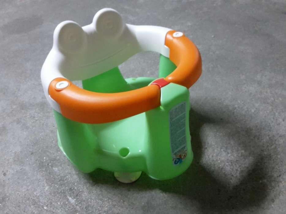 Cadeira de banho bebé