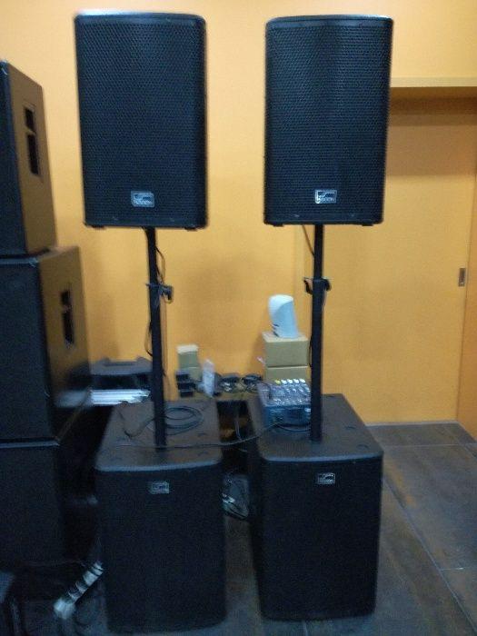 Sistema de som Solton Aart 2000