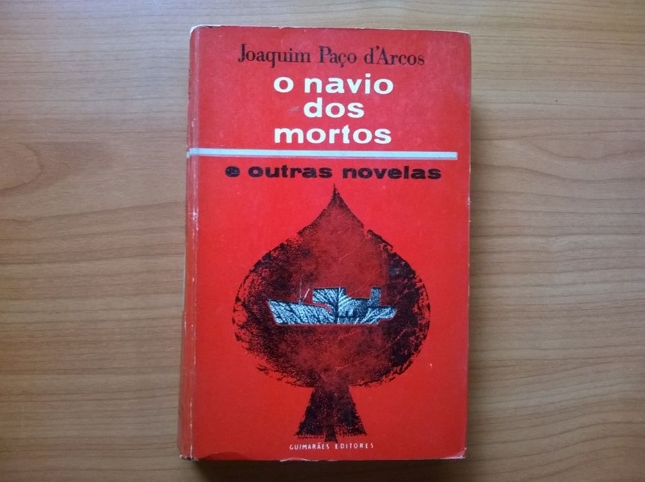 O Navio dos Mortos e outras novelas - Joaquim Paço D'arcos