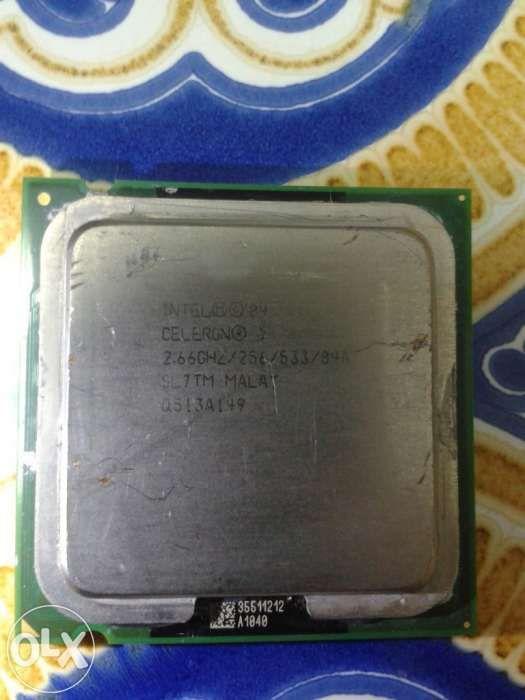 Processador intel celeron d 2.66ghz