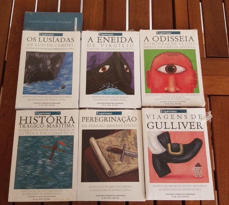 Colecção Clássicos da Humanidade do Semanário Expresso
