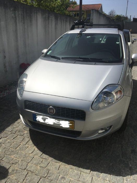 Fiat Grande Punto 1.3 Multijet 5L, 5P, 75Cv, 2009/12