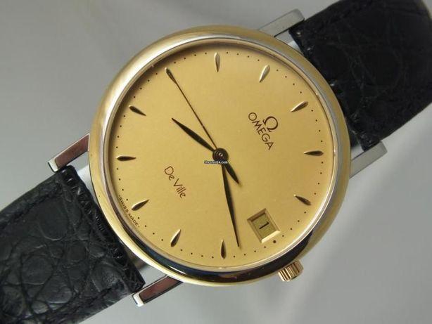 zegarek męski omega de ville 1168233 rok1999